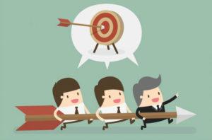 confrontarsi sugli argomenti di content marketing