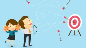 fare centro con il content marketing