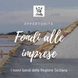 fondi alle pmi in Sicilia